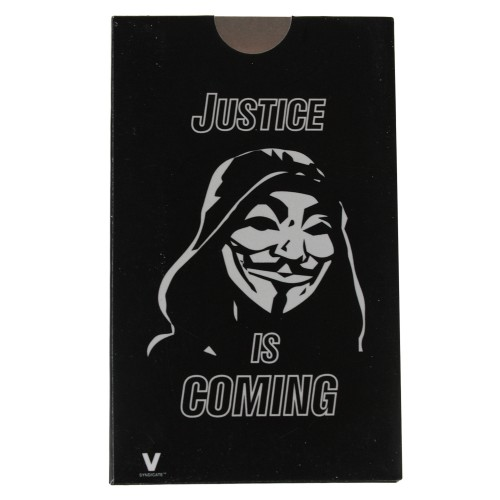 Гриндер «Justice is coming»