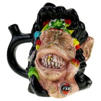 Бонг-чашка «Rasta Chimp Pipe Mug»