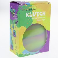Бонг силиконовый «PieceMaker Klutch Lollipop Swirl»