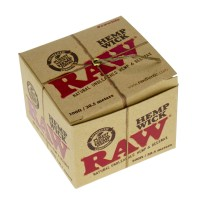 Фитиль из конопли «RAW Hemp Wick in a Bundle»