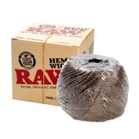 Фитиль «RAW Hemp Wick in a Bundle»