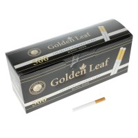 Гильзы для сигарет «Golden leaf Mega Size»