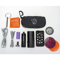 Портативный вапорайзер «DaVinci MIQRO Vaporizer Explorers Collection Onyx» фото-20
