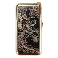 Зажигалка «Gold Dragon»