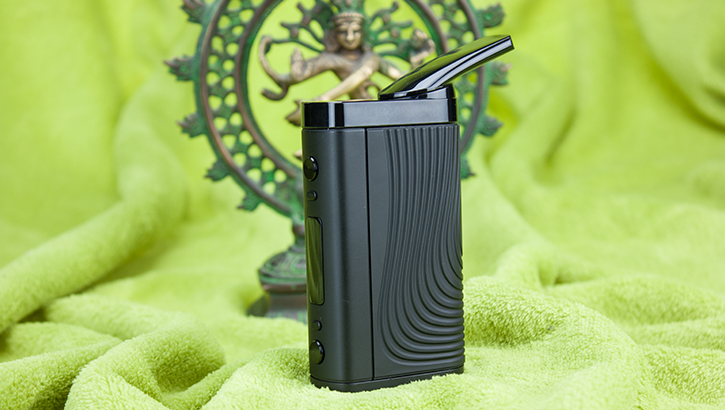 Boundless CF Hybrid Vaporizer Black