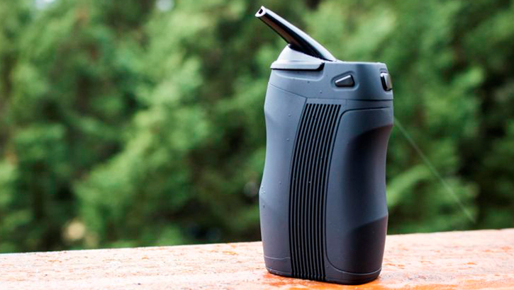 Boundless Tera Vaporizer Black